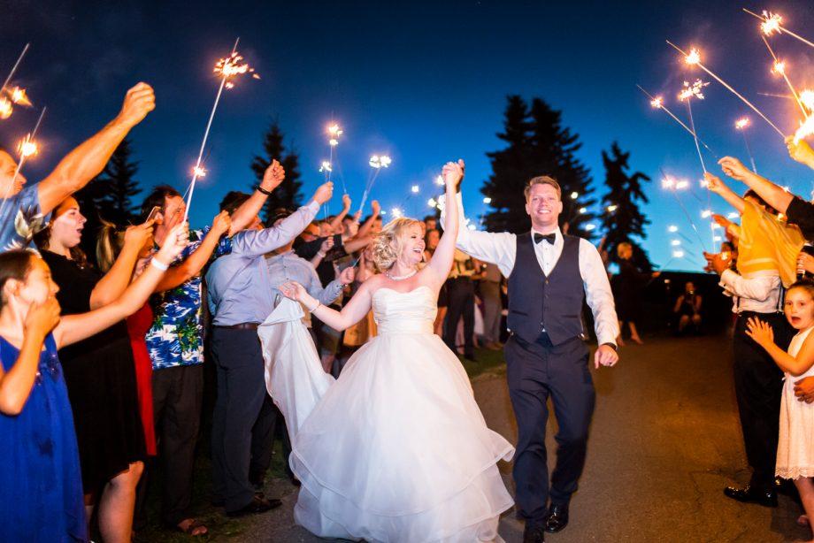 University of Alberta Botanic Garden Wedding – Jess & Yannick