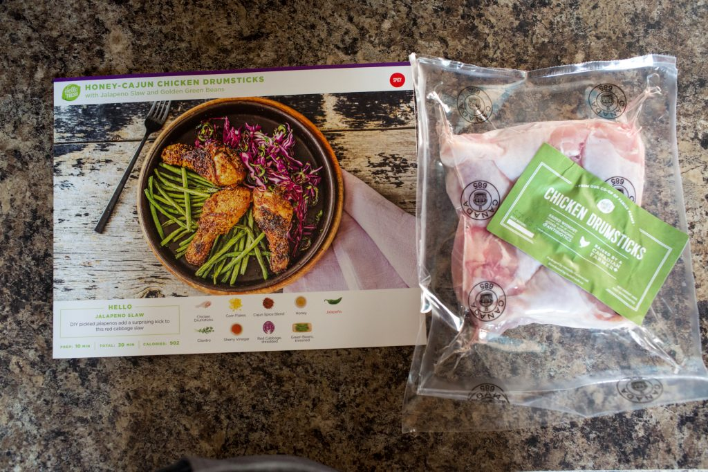 HelloFresh Food Review