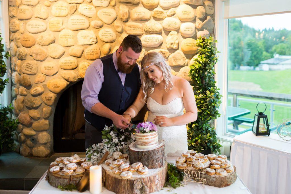 Snow Valley is the perfect indoor wedding reception venue