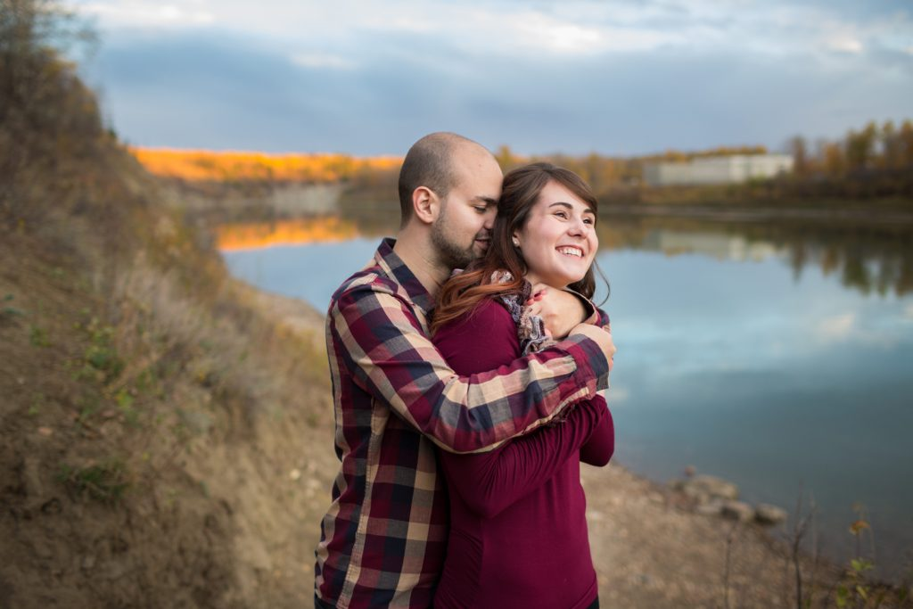 Engagement Pictures Edmonton