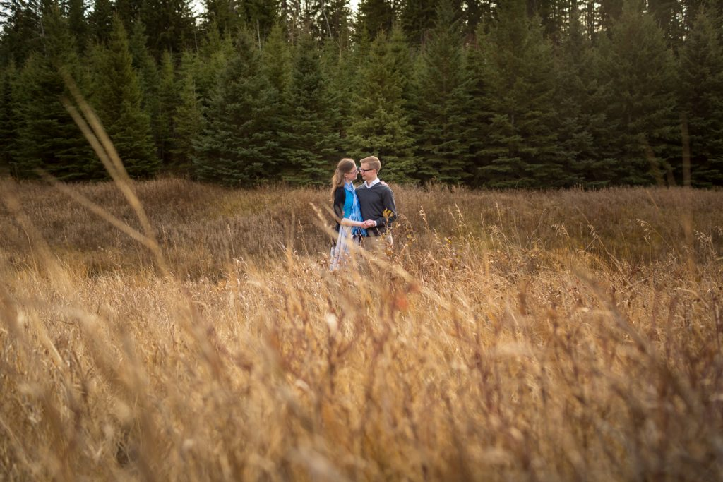 McTaggart Nature Sanctuary engagement photos