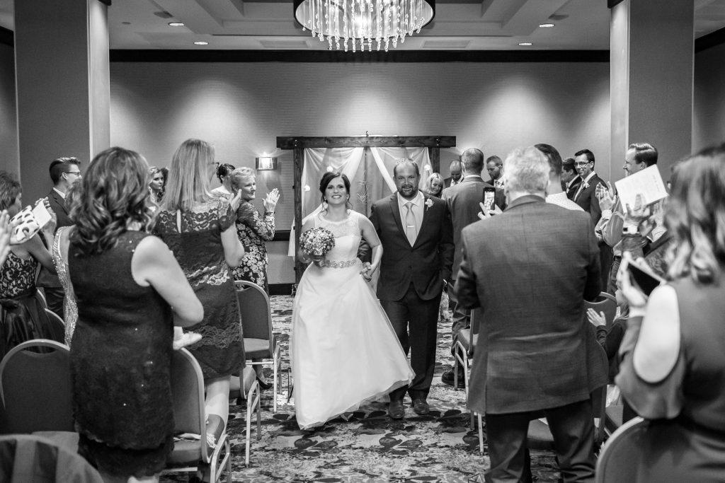 Delta Edmonton South Hotel wedding photos