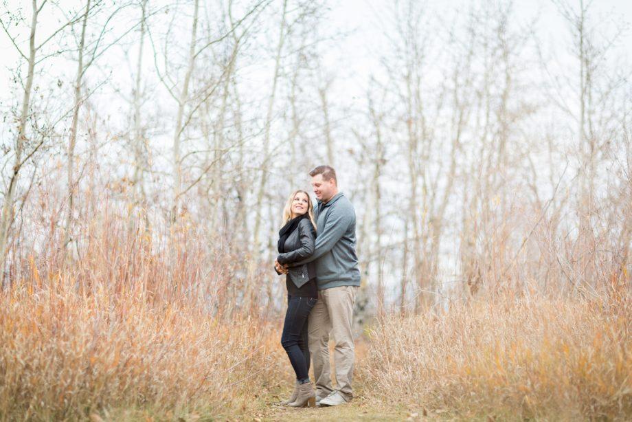 Strathcona Science Park Engagement Photos – Chris & Alana