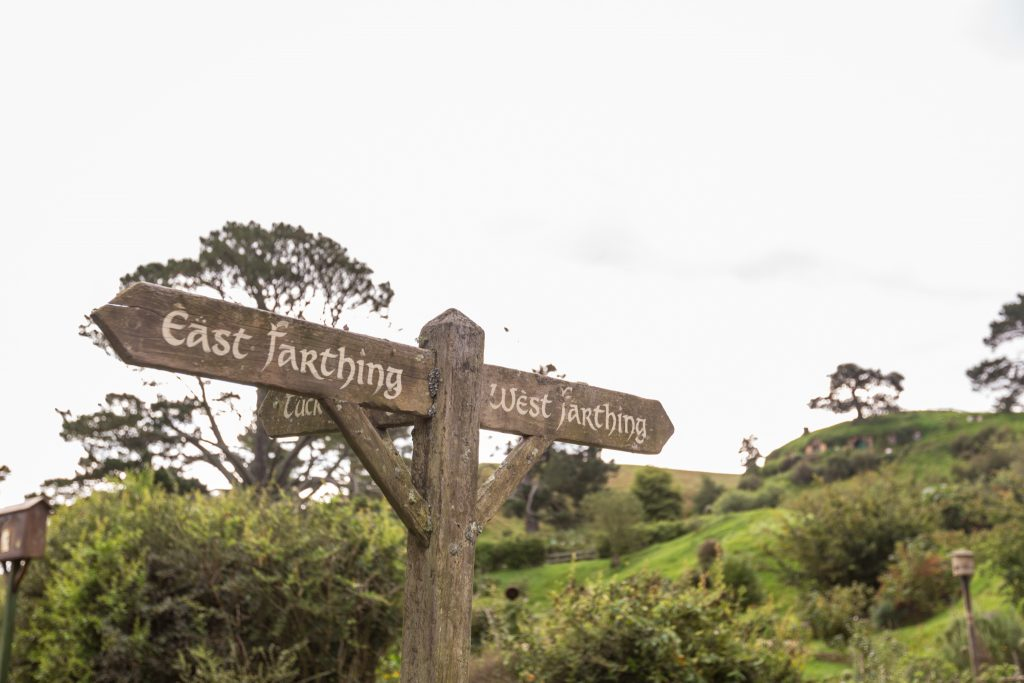 Pictures From Hobbiton Movie Set Evening Banquet Tour