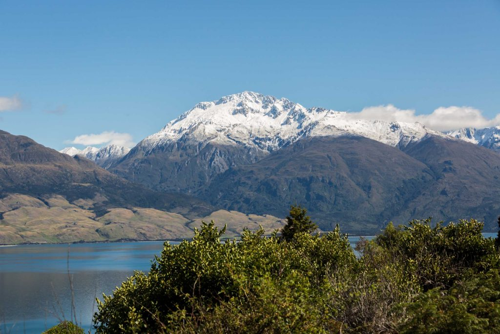 mountains in new zealand south island west coast