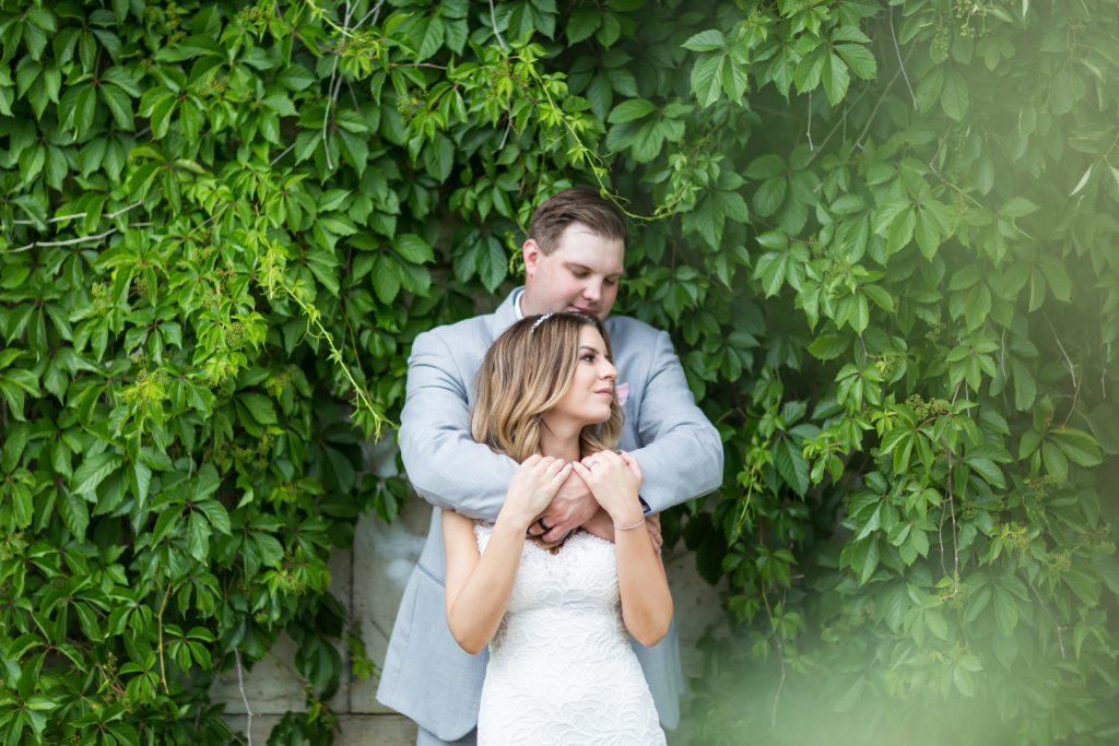 river valley wedding photos