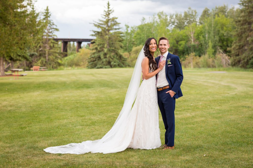 st albert wedding portraits