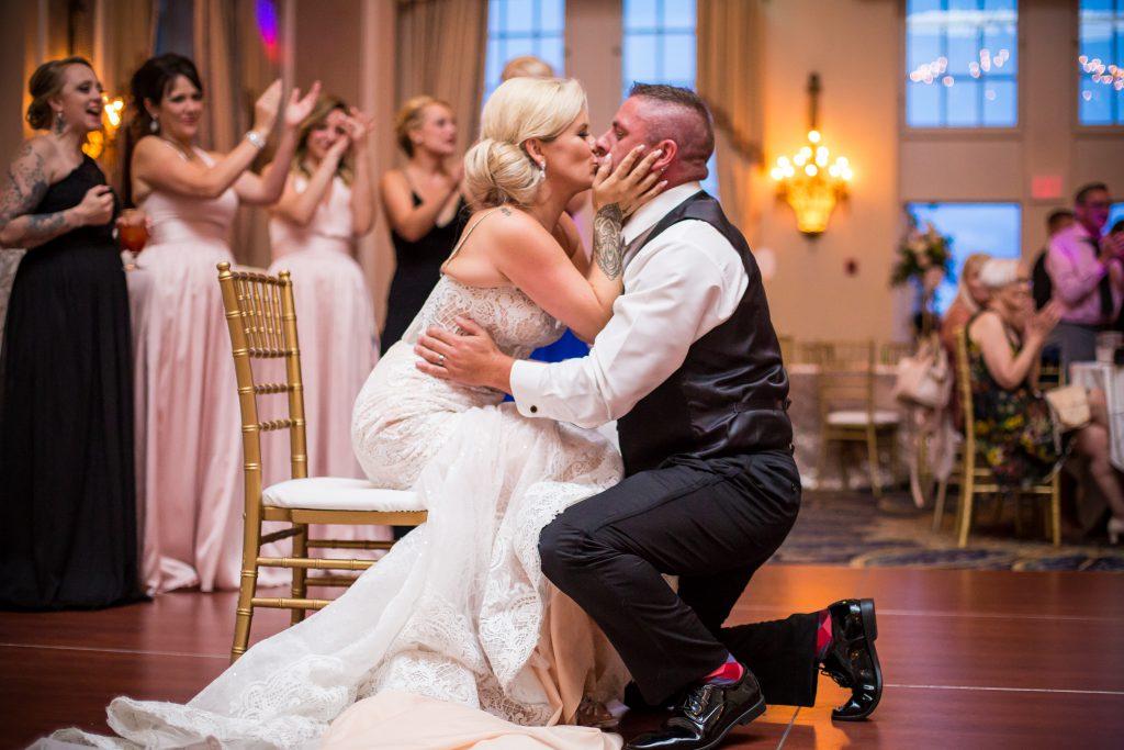 Fairmont Hotel wedding photos Edmonton