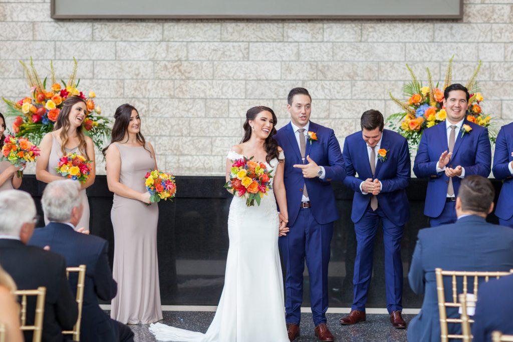 Winspear wedding