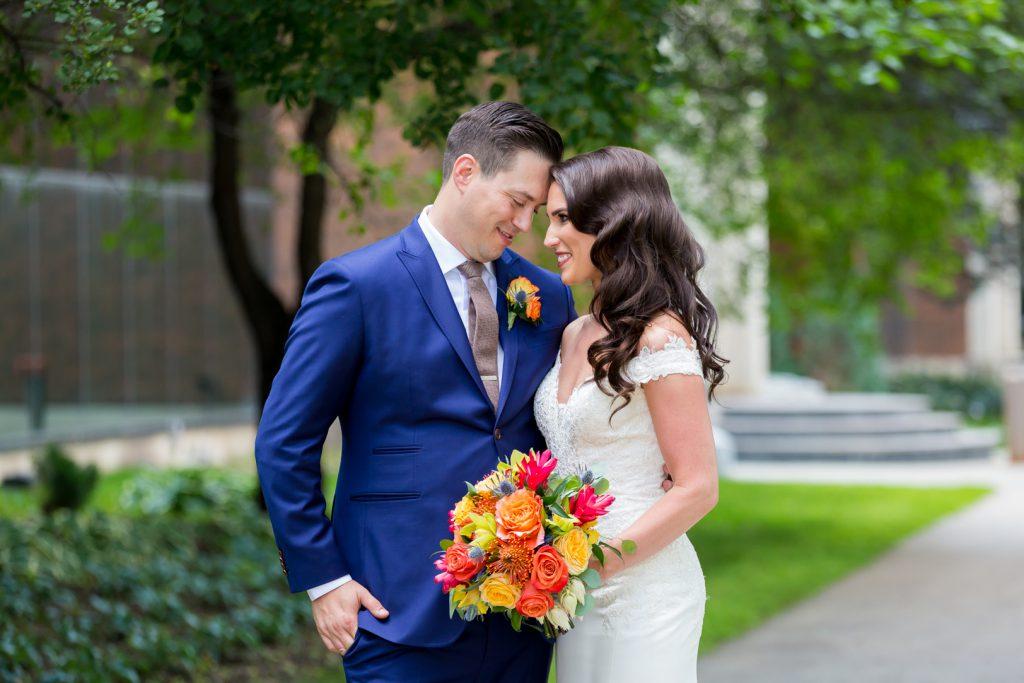 University of Alberta wedding