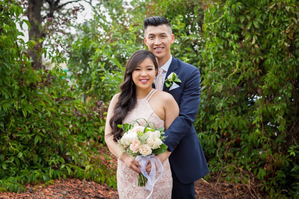 edmonton radisson hotel wedding photos