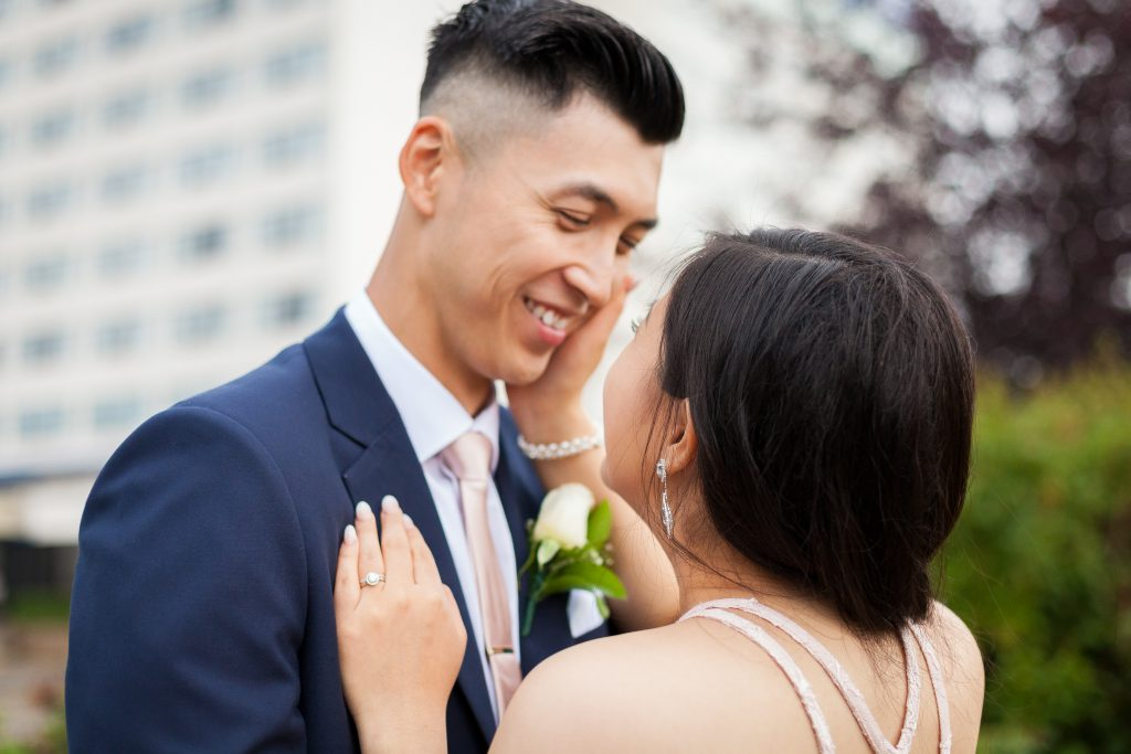 romantic wedding photography edmonton