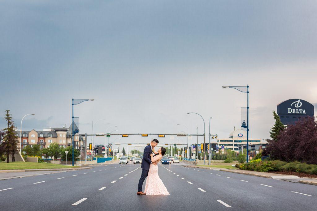 creative wedding portraits edmonton