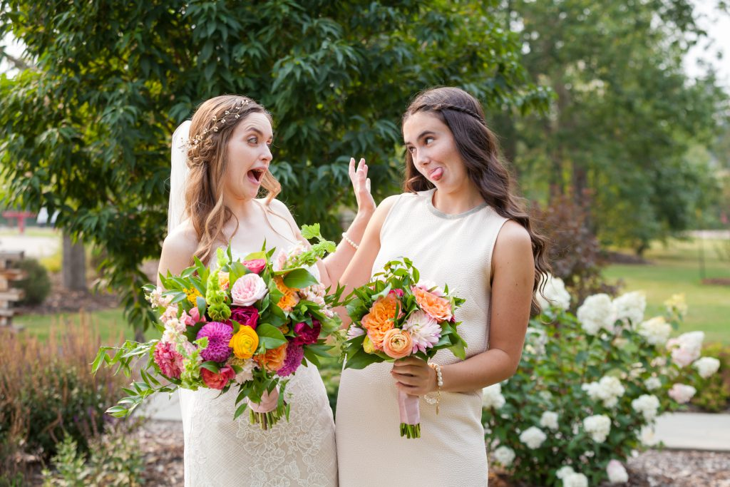 cute and candid wedding photos