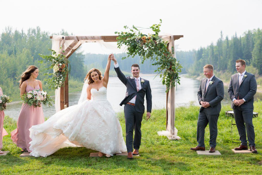 wedding ceremony photographers