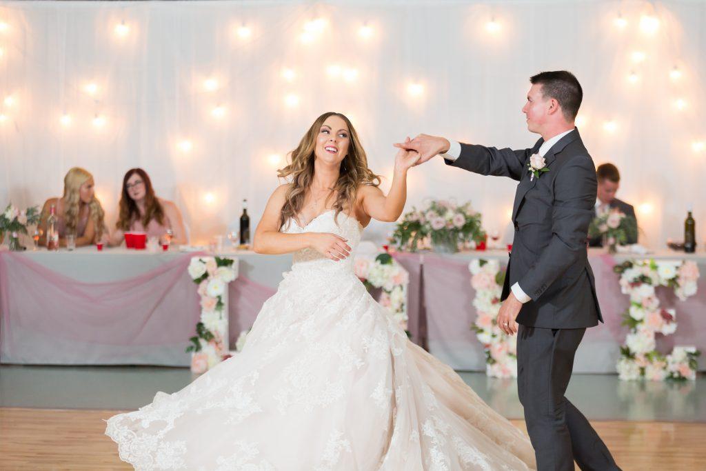 westward community hall wedding dance