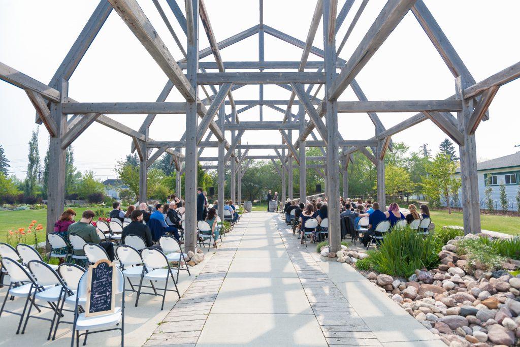 Leduc Stone Barn wedding