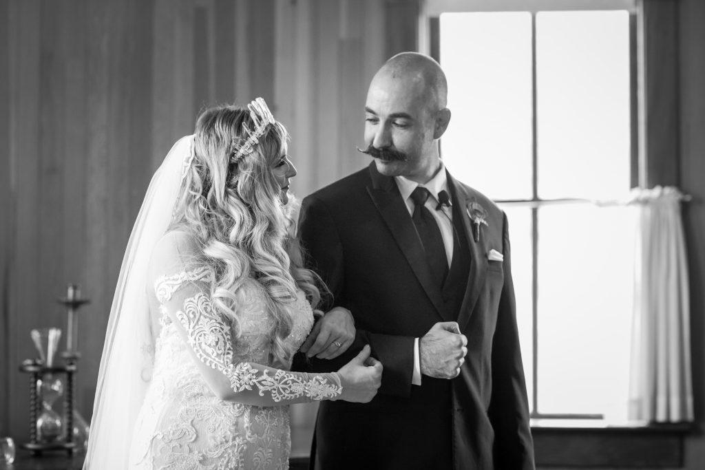 wedding ceremony photos st michaels