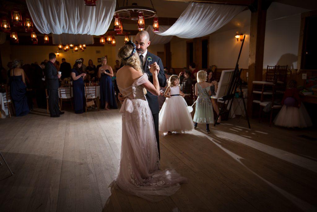 egges barn wedding
