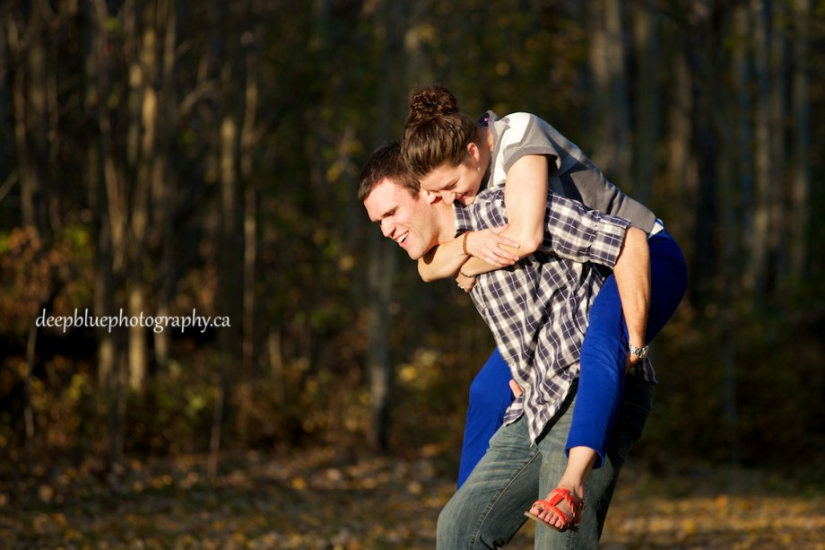 Blackfoot Trails Engagement Pictures – Chris + Natalie