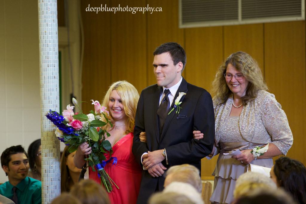 Zion Baptist Community Church wedding