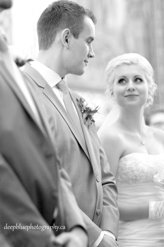 St George Ukrainian Catholic Parish Wedding Photos