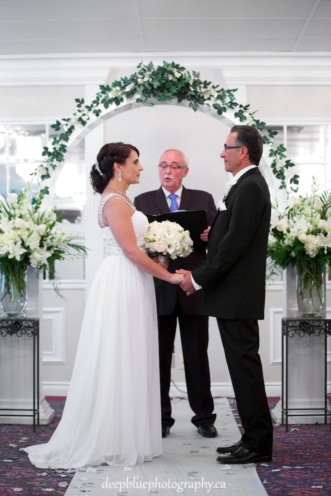 Krista and Pasquale's Wedding Ceremony