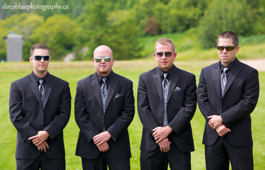 Bobby and The Groomsmen
