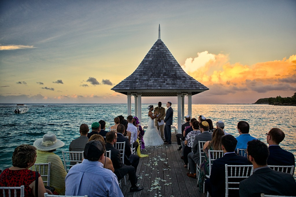 How to plan a destination wedding - time of ceremony