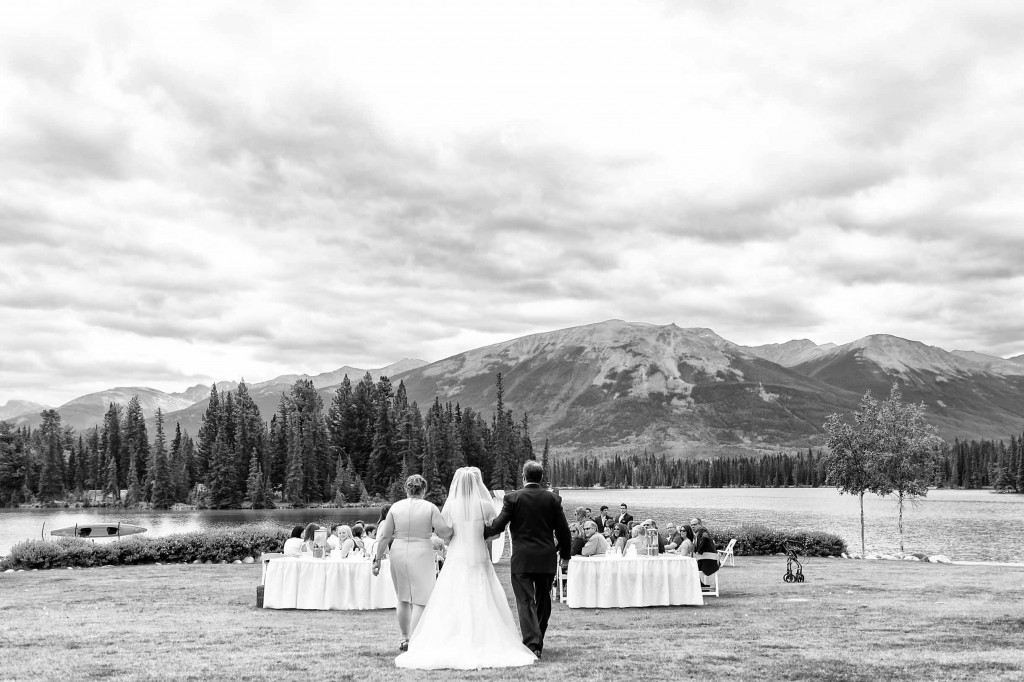 Fairmont Jasper Park Lodge Wedding