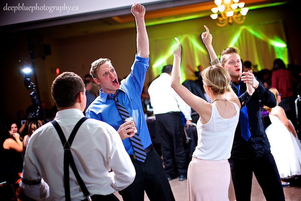 Woodvale Golf and Country Club Wedding Reception