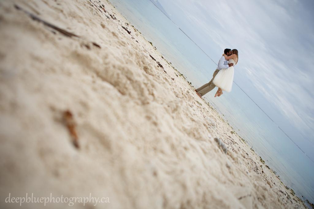 Tahiti Destination Wedding On Island Of Moorea