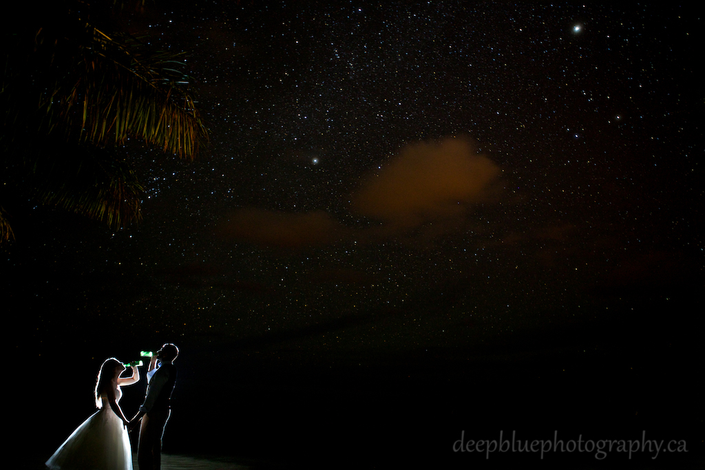 Tahiti Destination Wedding Pictures From Moorea