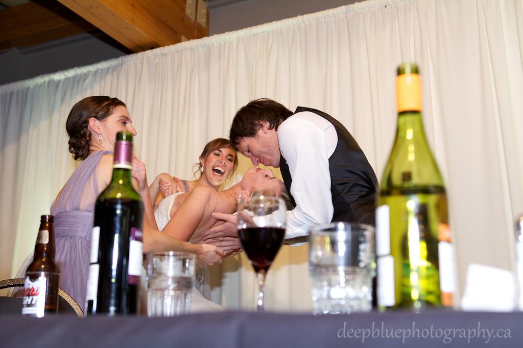 Wedding Reception at Snow Valley Edmonton