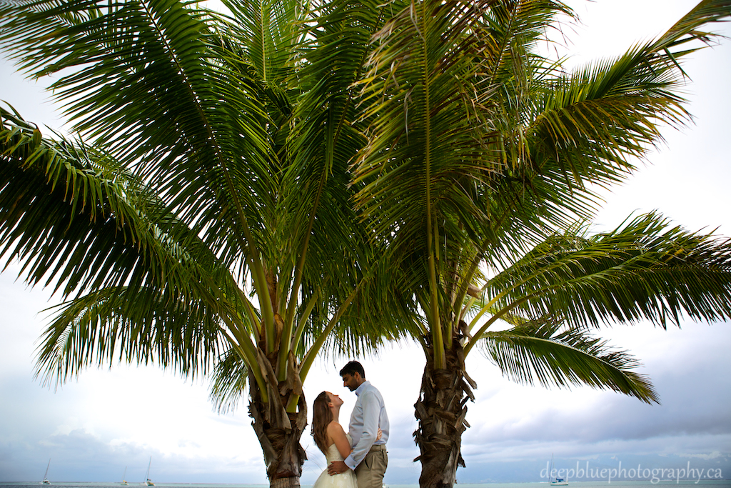 Atuna Lodge Tahiti Destination Wedding Pictures