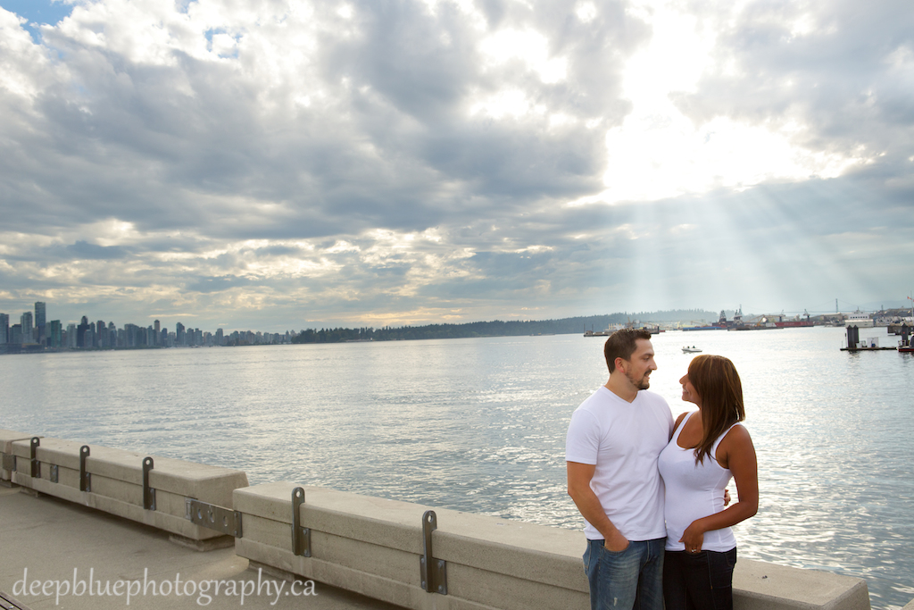 Unique Vancouver Engagement Pictures From North Vancouver