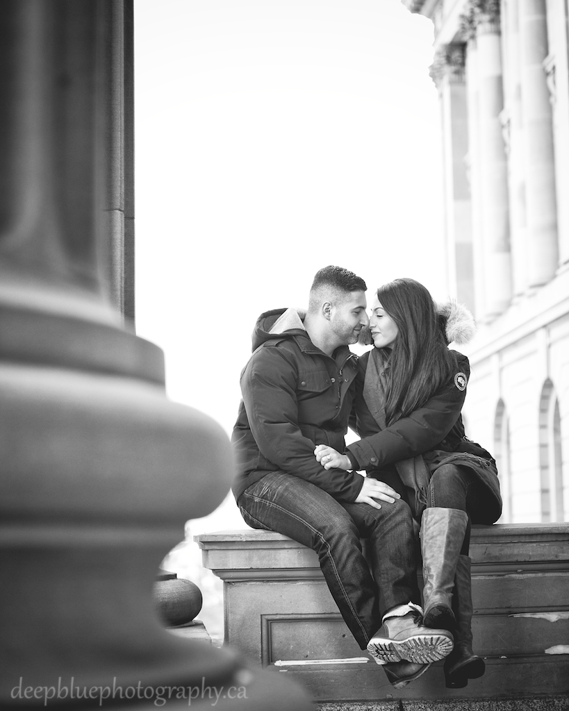 Alberta Legislature Engagement Pictures With Wayne And Mervit
