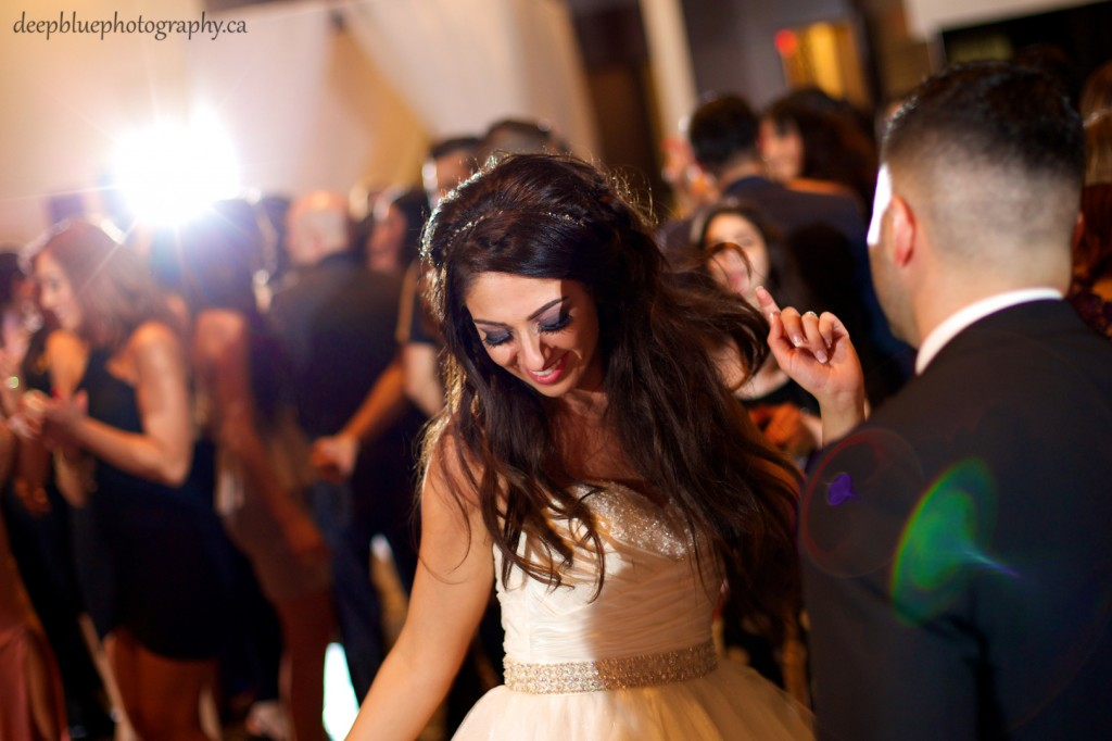 Wedding reception dance at the Shaw Conference Centre - Edmonton Lebanese Wedding Photography