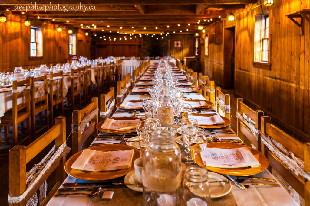 Fort Edmonton Park Wedding