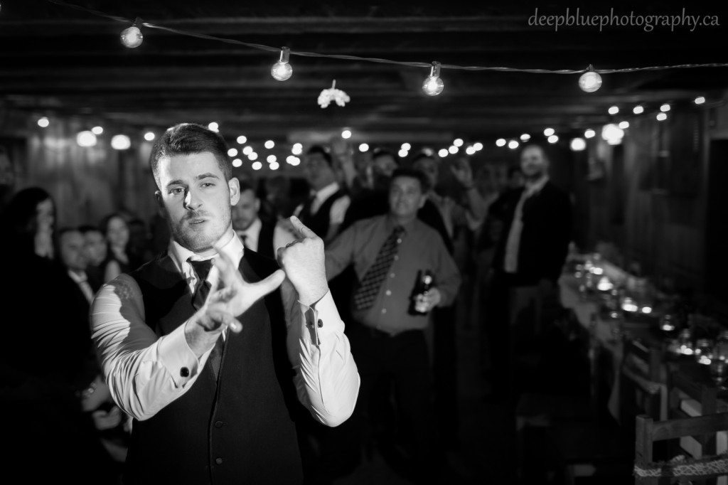 Clerks Quarters Reception Photography