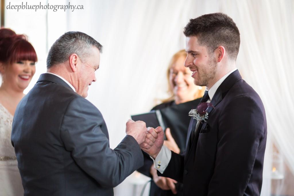 St Michaels Church Wedding Ceremony