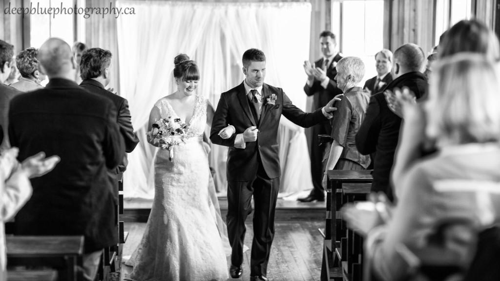 Fort Edmonton Park Winter Wedding