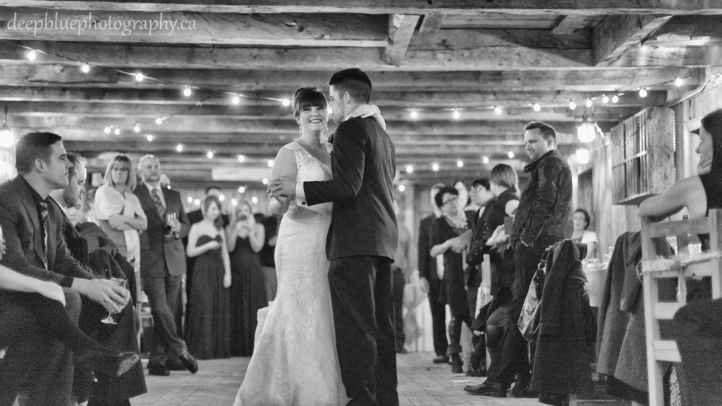 Clerks Quarters Wedding Reception