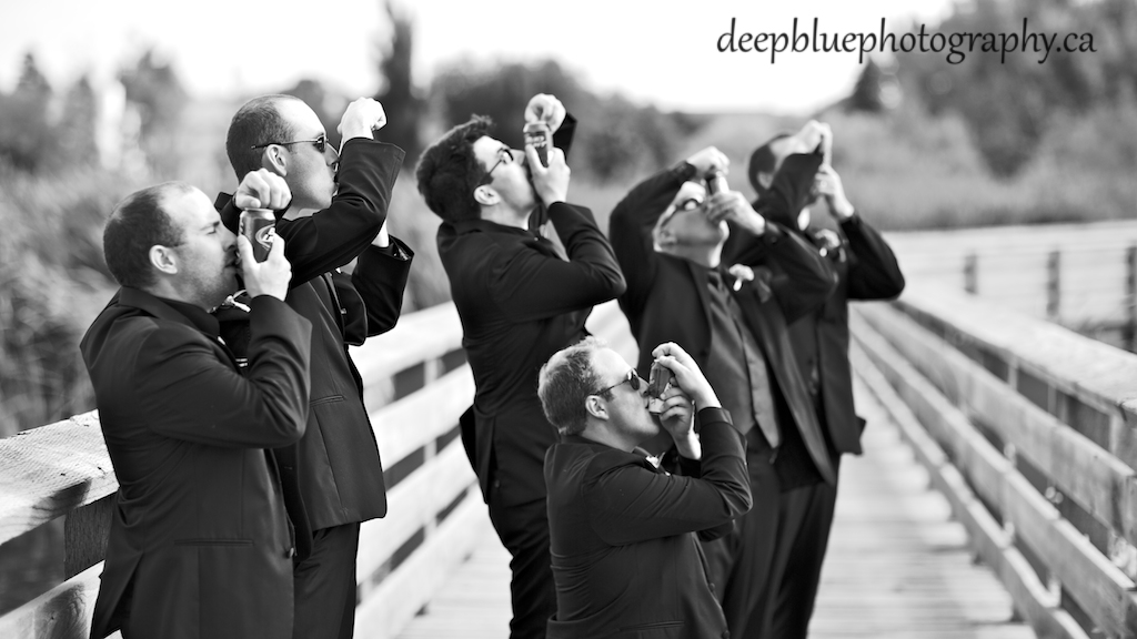 Wedding Photography in Leduc