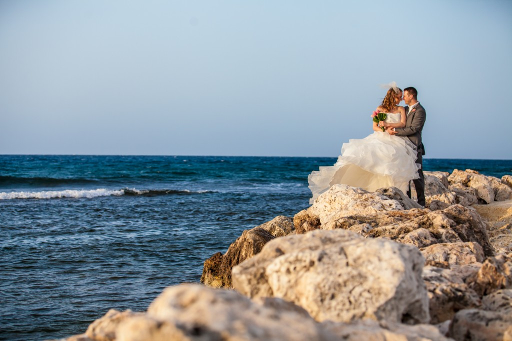 Destination Wedding Portrait Jamaica