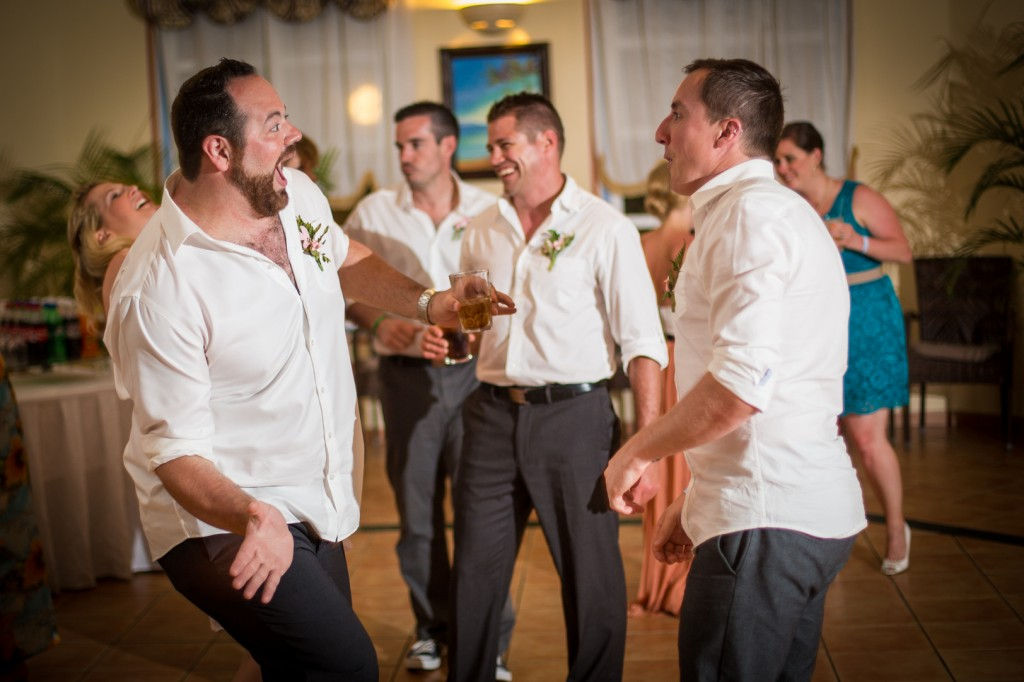 Groomsmen Destination Wedding