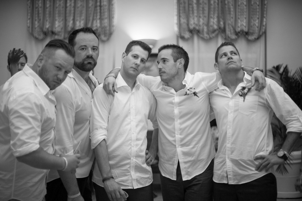 Groomsmen Wedding Dance