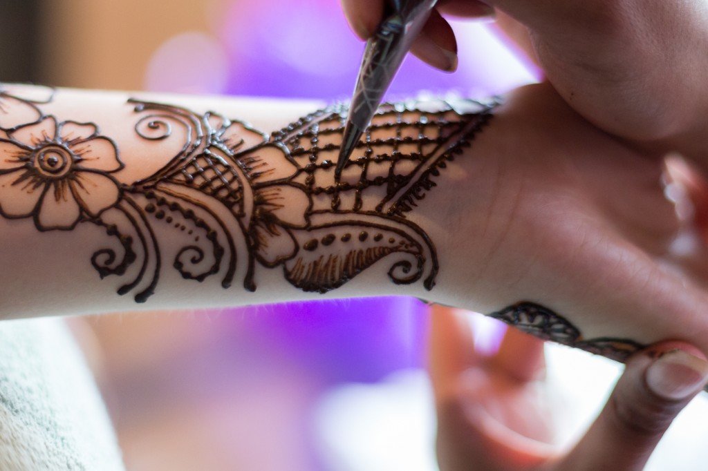 Edmonton Indian Wedding Henna Photography
