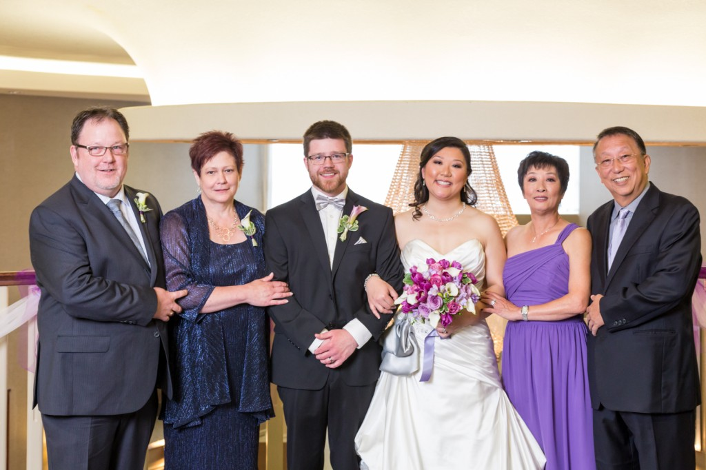 Sherwood Park Holiday Inn Wedding