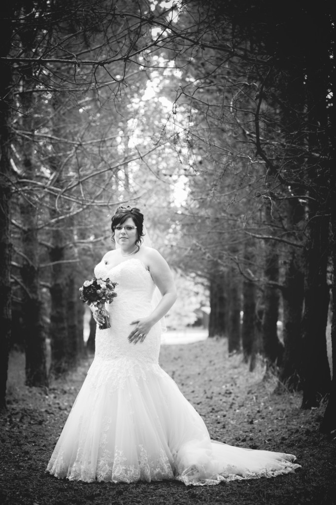 Deep Blue Bridal Photography